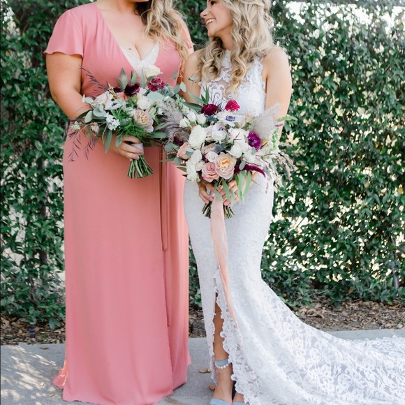 Show Me Your MuMu Dresses | Plus Size Bridesmaid Dress | Poshmark